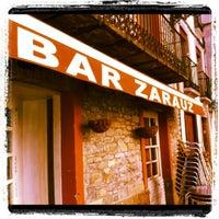 Foto scattata a Bar Zarauz da Diego G. il 2/26/2012