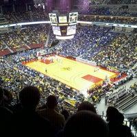 11/20/2011에 Tyler D.님이 Wells Fargo Arena에서 찍은 사진