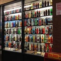 Photo taken at Rocket Burger by Devon Y. on 2/29/2012