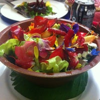 Das Foto wurde bei Restaurante Nicos von Cins T. am 8/20/2012 aufgenommen
