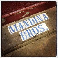 4/29/2012にmichael k.がMandina's Restaurantで撮った写真