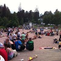 Das Foto wurde bei Pikkukosken uimaranta von Minea R. am 7/28/2012 aufgenommen