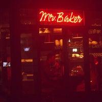 Photo prise au Mr. Baker par Guilherme L. le8/23/2012