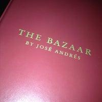 Foto tomada en The Bazaar by Jose Andres por MAR el 6/28/2012