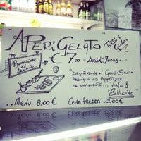 Снимок сделан в Il Gelato Bistrò пользователем Andrea M. 9/2/2012