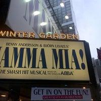 Photo prise au Broadhurst Theatre par Jimmy T. le8/1/2012