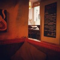 Снимок сделан в Тесто пользователем Anastasia S. 8/11/2012