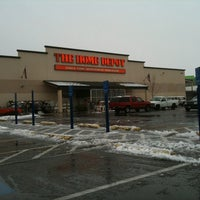 Photo taken at The Home Depot by Dale T. on 12/29/2010