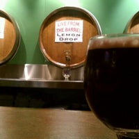 Снимок сделан в Cascade Brewing Barrel House пользователем brent w. 9/9/2011