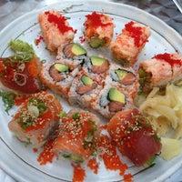 8/27/2012 tarihinde Cem F.ziyaretçi tarafından Planet Sushi'de çekilen fotoğraf