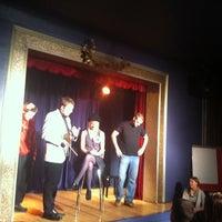 Foto diambil di Hamlets, teātris - klubs oleh Gita S. pada 4/13/2011
