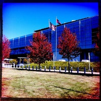 Foto diambil di William J. Clinton Presidential Center and Park oleh Bryan J. pada 11/10/2011