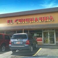 รูปภาพถ่ายที่ El Chihuahua โดย Chris W. เมื่อ 7/19/2012