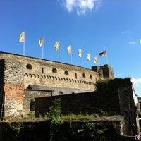 Das Foto wurde bei Schloss Rheinfels von Jag B. am 8/11/2012 aufgenommen