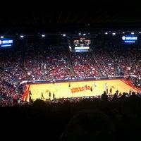 Foto tomada en UD Arena por Kyle R. el 1/15/2012