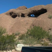 Photo taken at Papago Park by Tom R. on 12/23/2011