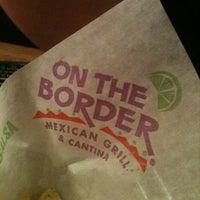 Foto diambil di On The Border Mexican Grill & Cantina oleh Britt N. pada 2/9/2011