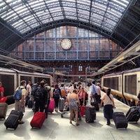 London St Pancras Eurostar Terminal - Kings Cross - London