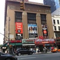 Снимок сделан в 2econd Stage Theatre пользователем Pam C. 8/6/2011