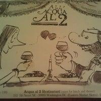 Das Foto wurde bei Acqua Al 2 von Christine Z. am 8/26/2011 aufgenommen