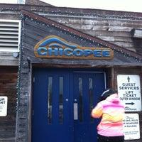 Foto tirada no(a) Chicopee Ski & Summer Resort por Carlos S. em 1/11/2011