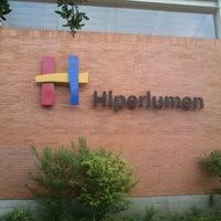 Photo prise au Hiperlumen par Arturo P. le2/5/2012