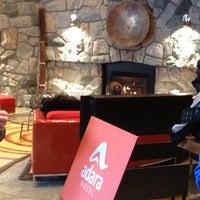 Foto tirada no(a) Adara Hotel por Billy H. em 2/11/2012