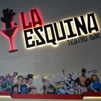Снимок сделан в La Esquina пользователем Mauricio O. 8/25/2012