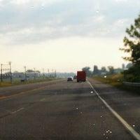 Foto tirada no(a) Brick mill Rd Highway 336 por Josh C. em 4/25/2012