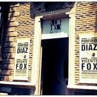 7/27/2012 tarihinde Tania S.ziyaretçi tarafından MODO Museo del Objeto del Objeto'de çekilen fotoğraf