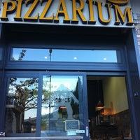 Foto scattata a Pizzarium Bonci da Evgeny A. il 8/17/2011