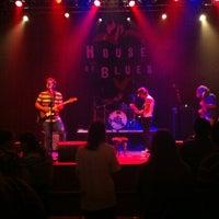 Foto diambil di House of Blues San Diego oleh Bianca P. pada 6/2/2012