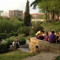 Jardines De Las Vistillas Palacio C Beatriz Galindo