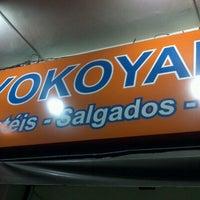 Foto tirada no(a) Yokoyama por Erick Leandro L. em 3/3/2012