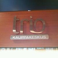 Photo prise au Kauppakeskus Trio par Игорь П. le6/13/2012