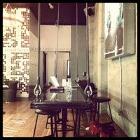 6/10/2012 tarihinde Choucri B.ziyaretçi tarafından Milano Coffee'de çekilen fotoğraf