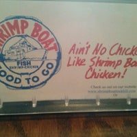 Menu Shrimp Boat Rock Hill Sc