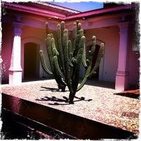 Foto diambil di Museo de Filatelia de Oaxaca (MUFI) oleh Sebastián pada 4/10/2012