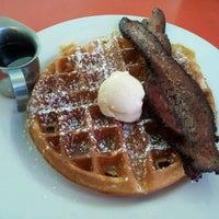 Photo taken at Matt's Big Breakfast by Patrick C. on 4/18/2012