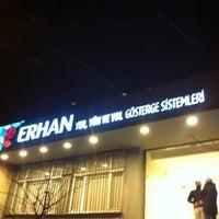 Photo prise au Erhan Reklam par ROSSİ BARBAROSSA ASMALİMESCİT T. le3/7/2012
