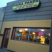Photo Taken At China Panda Chinese Restaurant By Amy P On 6 24