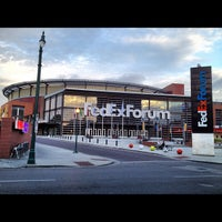 Foto scattata a FedExForum da Anthony C. il 8/26/2012