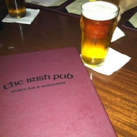 Foto diambil di The Irish Pub oleh Greg and Wendy L. pada 8/11/2012