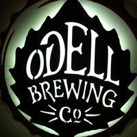 รูปภาพถ่ายที่ Odell Brewing Company โดย Edward H. เมื่อ 6/15/2012