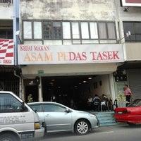 Das Foto wurde bei Restoran Asam Pedas Tasek von Nurul Nadwah W. am 3/22/2012 aufgenommen