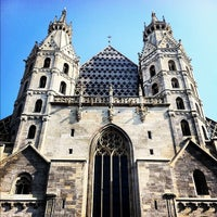 9/2/2012 tarihinde Gurdal T.ziyaretçi tarafından Aziz Stephan Katedrali'de çekilen fotoğraf