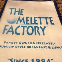2/26/2012 tarihinde Kayeziyaretçi tarafından The Omelette Factory'de çekilen fotoğraf