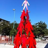 Das Foto wurde bei Stazione La Spezia Centrale von Sabrina C. am 8/20/2011 aufgenommen