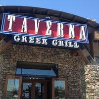 Foto diambil di Taverna Greek Grill oleh Nan T. pada 6/20/2012