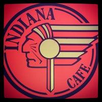 Photo prise au Indiana Café – Bonne Nouvelle par Kali S. le5/7/2012